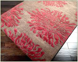 brown and red area rug astonishing design of the with fl motive ideas pink blue andover pink and blue area rugs