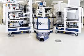 Colab High Throughput Screening System