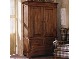 Kincaid Bedroom Suite Kincaid Furniture Tuscano Two Door Armoire With 3 Drawers Becker