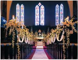 Small Picture 92 best Wedding Decoration Church images on Pinterest