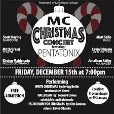 Christmas Concert Poster Christmas Concert Poster On Behance