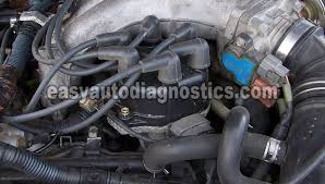 part 1 power transistor test and ignition coil test 3 3l nissan