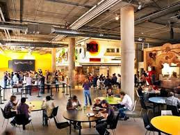 Company Office Design Simple SOMETHING AMAZING Awesome Companies Who Made Coolest Office Designs
