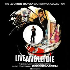 Image result for live and let die 007 album art