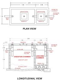 3 Compartment Septic Tank Design Septic Tank Design Computation