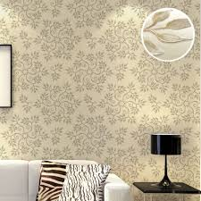 Wallpaper For Living Room Feature Wall Popular Floral Feature Wallpaper Buy Cheap Floral Feature