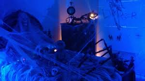 office haunted house ideas. 5 Festive Halloween Door Decorating Ideas From Pinterest Ah Haunted House Blog Pic Office