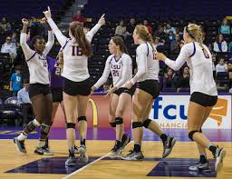 Volleyball Begins Road Trip At Kentucky Lsusports Net
