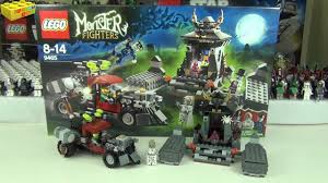Sale On Legos Lego Monster Fighters The Zombies Set 9465 Review Youtube