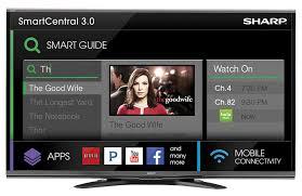 sharp 70 inch smart tv. amazon.com: sharp lc-70sq15u 70-inch aquos q+ 1080p 240hz 3d smart led tv (2015 model): electronics 70 inch tv a