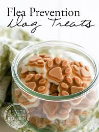 homemade flea prevention dog treats 2 ings say goodbye to toxic flea treatments
