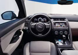 2019 jaguar e pace interior new features