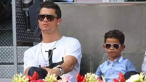 Im Training bei Juventus Turin: Ronaldo junior in den Fußstapfen von CR7