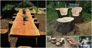 log furniture ideas. More DIY Ideas \u003c\u003c. Log Furniture Tutorial