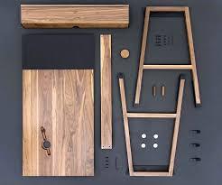 furniture flat pack. flat pack furniture by artifox