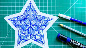How To Draw Single Pattern Design How To Draw Single Pattern Design Design 15 Simple Geometric Design Rainbow Art