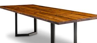 custom wood tables complete rustic restaurant and cafe design image png