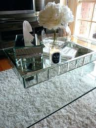glass coffee table decorating ideas coffee table tray ideas best coffee table tray ideas on coffee