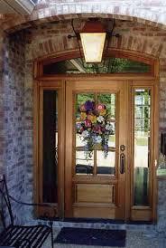 sidelights for front doors28 best Doors by Design  Wood Doors images on Pinterest  Doors