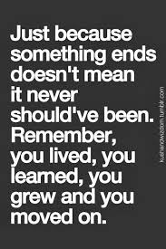 Live And Learn Quotes Fascinating Perspective You Lived As Long As You Learn And Grow From What