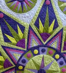 334 best Star Quilts images on Pinterest | Html, Jewelry and Patchwork & ... 'Sedona Star' by Sarah Vedeler). place, Bed or Wallquilt Longarm/Midarm  Quilted. 2014 National Juried Show ~Canadian Quilters Association (CQA) Adamdwight.com