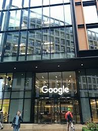 Google office environment Napping Entrance Of Building Where Google And Its Subsidiary Deep Mind Are Located At Pancras Square London Uk Wikipedia Google Wikipedia