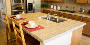 Fresh Ideas Kitchen Countertop Tile Homely Tile Countertops
