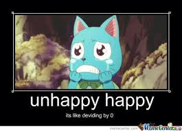 Happy Is Unhappy by matty_the_epic - Meme Center via Relatably.com
