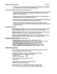Automotive Engineering Resume Sales Engineering Lewesmr