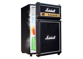 Starving Musicians Will Love This Marshall Amp Mini-Fridge