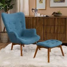 chair with footstool. image is loading acantha-mid-century-modern-retro-contour-chair-with- chair with footstool