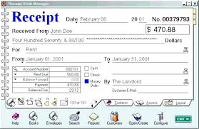 Create Receipts Free Delectable How To Make A Receipt Create A Receipt Generate Bill Number With