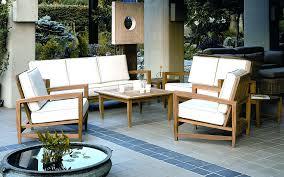 teak patio furniture miami nice teak outdoor sofa royal teak miami patio furniture