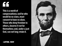 Abraham Lincoln Quotes On Slavery Enchanting Beautiful Pro Slavery Quotes 48 Best Abraham Lincoln Quotes Images
