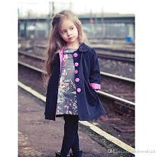 european autumn kids jackets girls fashion manteau enfant fille cute dot casaco menina spring girls coats and jackets junior girls winter coats girls fur