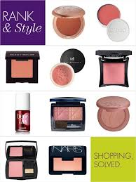 top 10 blushes via rank style did yours make the cut rankandstyle topten