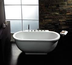 ariel bath  x  free standing whirlpool tub  bathtubs plus