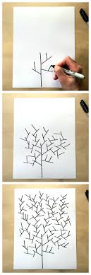 first steps in tree drawing game from tangle art and drawing games for kids book