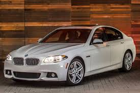 Used 2015 BMW 5 Series for sale - Pricing & Features | Edmunds