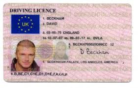 Driving Racing Licence Rough Photo Has Diamond Expired Your –