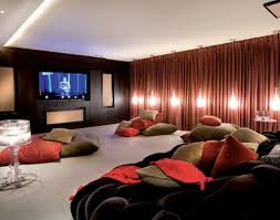lighting ideas ceiling basement media room. Back To Basement Media Room. Modern Sofa Beds And Amusing Hanging Lamps In Cool Ideas With Television Lighting Ceiling Room B