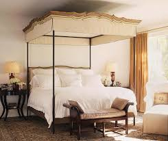Canopy Bed Crown Molding Bedroom Drama A Look At 18 Canopy Beds Dk Decor