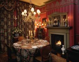 elegant dining room table cloths. dining room , elegant victorian style : with floral curtain table cloths s