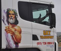 Picture of gay trucker