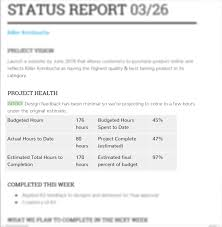 How To Keep Your Project On Track With Project Status Reports - The ...