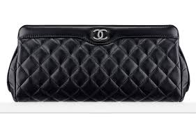 Chanel Just Released a Giant Pre-Collection Fall 2016 Lookbook ... & Chanel-Lambskin-Clutch-Black-2400 Adamdwight.com