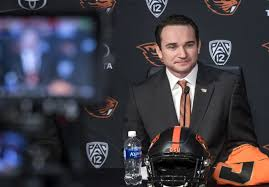 Coach Smith a feel-good story for Oregon St after tough year