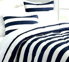 rugby stripe quilt blue and white stripe bedding rugby stripe duvet cover sham navy stone rugby rugby stripe quilt