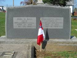 John Wesley Ball (1845-1903) - Find A Grave Memorial