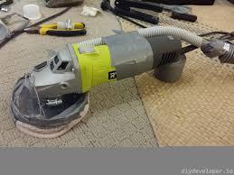 concrete floor grinding for dummies